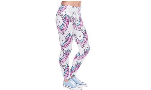 Muscle 3d Print Leggings