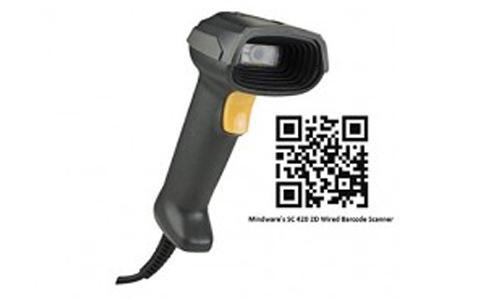 Mindware SC 420 2D Barcode Scanner