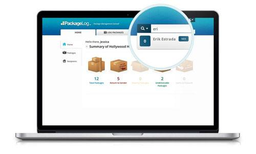 Package Tracking Software