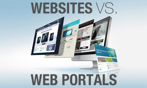WEB PORTAL DESIGN