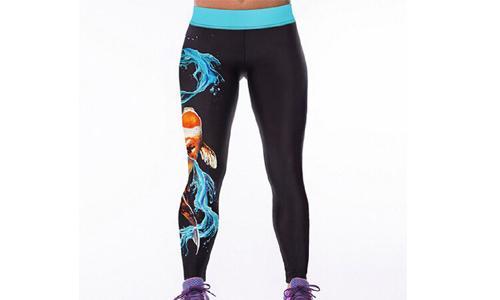 Yoga Gym pants 3d chick leggings